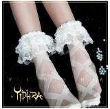 Yidhra - Three Layer Sock Lacing