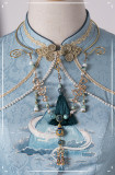 Sika Lolita -The Dragon King- Lolita Accessories