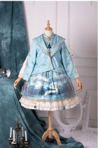 Sika Lolita -The Dragon King- Lolita Jacket and Blouse
