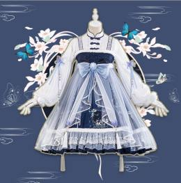 Uwowo -Wonderfu Dream- Qi A Shape Lolita JSK
