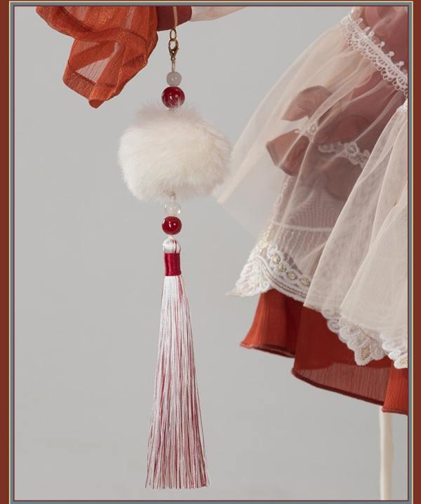Uwowo -Revlon- Qi Lolita Accessories