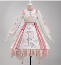 Uwowo -The Peach- Qi Lolita JSK
