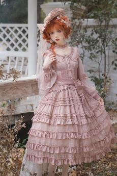 Miracles -The Love Letter of Nightingale- Classic JSK and OP Dress