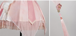 Uwowo -The Peach- Qi Lolita Accessories