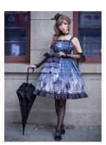 Yinluofu -Gemini- Gothic Lolita Full Set