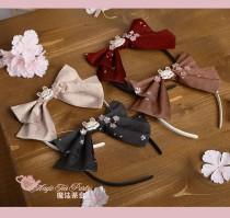 Magic Tea Party -Sun and Rain- Wa Lolita Headdress
