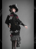 Foxtrot Lolita -OuliAnna- Gothic Lolita Blouse and Skirt Set