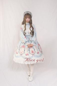 Alice Girl -Rabbit in the Cage- Sweet Lolita OP