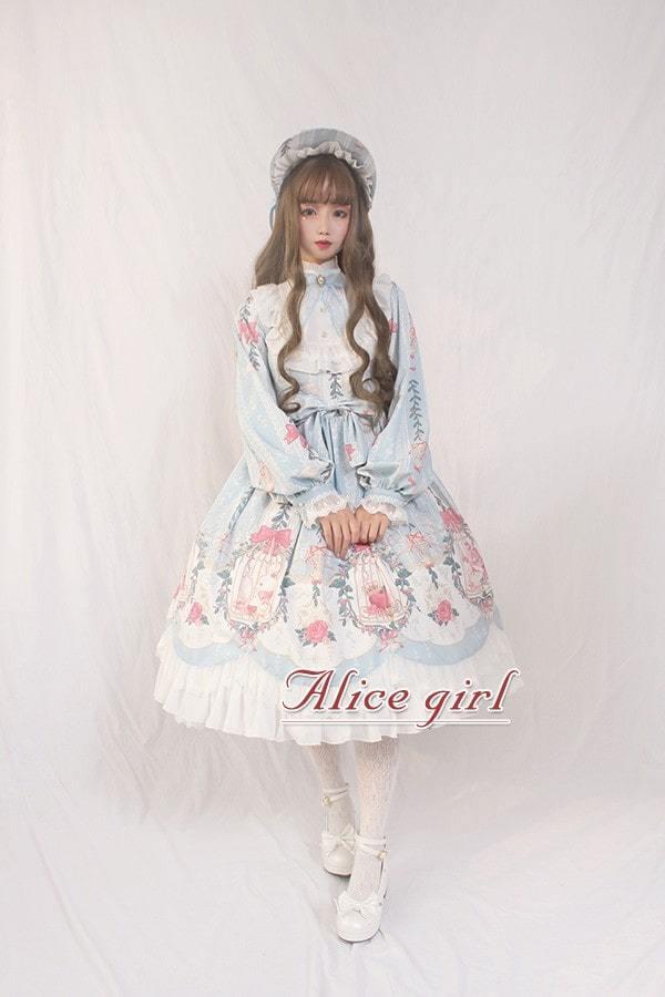Alice Girl -Rabbit in the Cage- Sweet Lolita OP