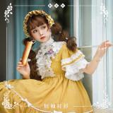 NyaNya -Sleeping Flower- Lolita Blouse