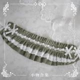 NyaNya -Sleeping Flower- Lolita Headdress