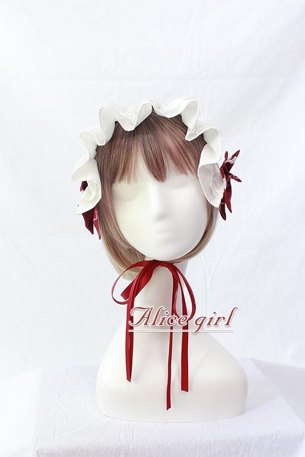 Alice Girl -Angel Handle- Sweet Lolita Headband