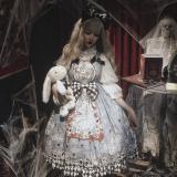 Diamond Honey -Gothic Alice- Gothic Lolita JSK and Matched Headbow