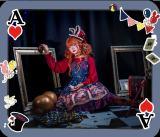 Infanta -The Circus- Sweet Christmas Lolita Headbow