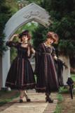 Miss Point -The Sally Garden- Classic Casual High Waist Lolita OP Dress