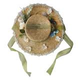 Miss Point -The Sally Garden- Lolita Hat