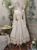 Miss Point -The Sally Garden- Classic Casual Lolita Skirt and Blouse