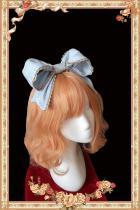 Infanta -Cinderella Cat- Sweet Lolita Headbow