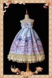 Infanta -Cinderella Cat- Sweet High Waist Lolita JSK