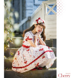LdA -French Cherry- Lolita Accessories