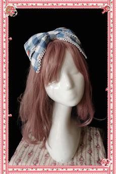Infanta -Picnic with Rabbit- Sweet Lolita Headbow