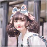 Rotate Ballet -Little Bear Sweet Handle- Lolita Headbow