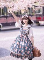 Rotate Ballet -Little Bear Sweet Handle- Sweet Casual Lolita JSK