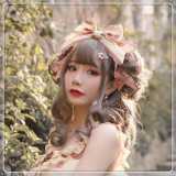 Rotate Ballet -Little Bear Sweet Handle- Lolita Headbow