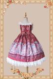 Infanta -Secret Garden- Sweet Lolita JSK