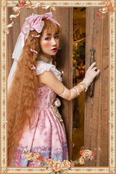 Infanta -Secret Garden- Lolita Accessories