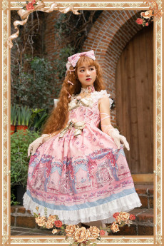 Infanta -Secret Garden- Sweet Lolita JSK