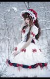Snow White Lolita Bonnet