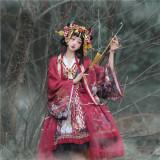 Sweety Honey -Devils Night- Wa Lolita Haori