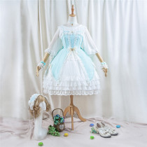 Polyhymnia -Woven star- Classic Lolita Full Set(Version I)