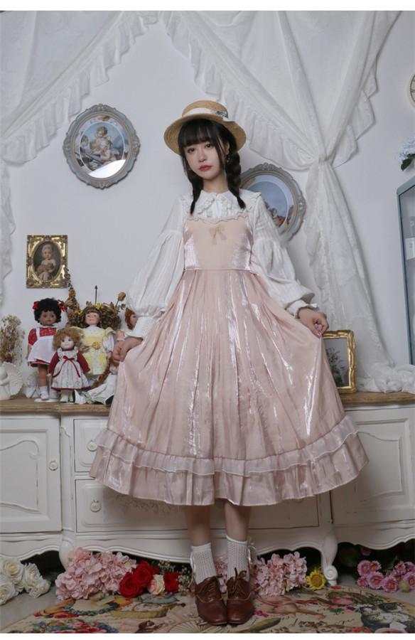 Labeau -Isabella- Classic Casual Lolita JSK