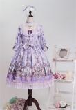 Milu Forest -Swan Wedding- Sweet Lolita OP Dress