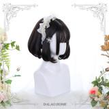 Dalao -Strawberry Bear- Short Straight Lolita Wig