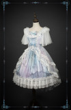 The Gris Classic Lolita JSK and OP Dress