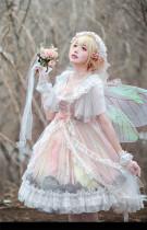 The Gris Classic Lolita JSK and OP Dress