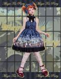 Magic Tea Party -Garden Restaurant- Sweet Lolita JSK