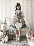 LovelyLota -Flower and Butterfly- Lolita Crossbody Handbag