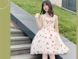Ruby Rabbit -Summer Wind- Classic Casual Lolita JSK Dress