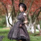 Withpuji -The Ripples- Qi Lolita OP Dress