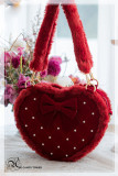 Marvellous Land Wine Lolita Crossbody Handbag