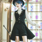 Immortal Thorn - Ouji Lolita Shorts