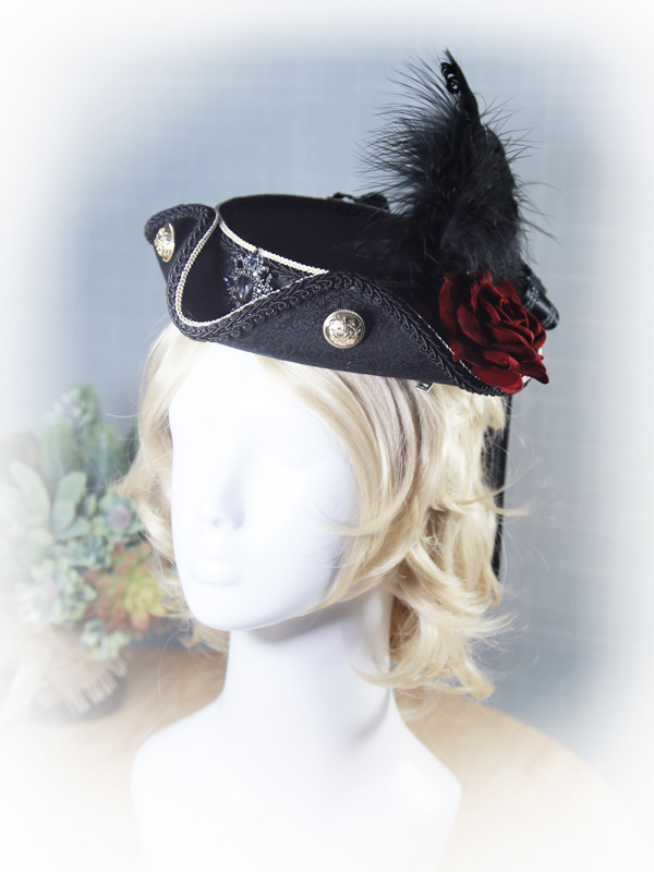 Immortal Thorn - Ouji Lolita Hat