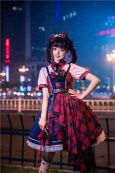 To Alice -Girl Revolution- Punk Lolita JSK