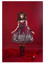 The Castel Gothic Lolita JSK and Bolero