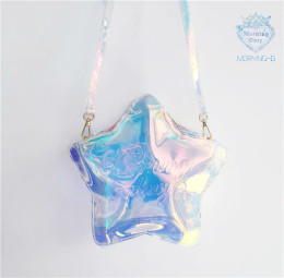 Morning Glory - Fantastic Glossy Lolita Shoulder Crossbody Bag