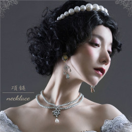Lingxi -Moon Waves- Lolita Accessories